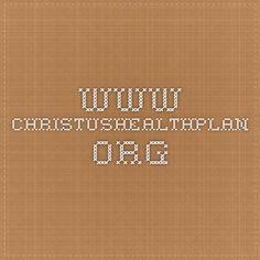 www.christushealthplan.org