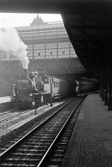 Berlin Station, Railroad Tracks, The Past, Train, Times, Black And White, History, City, World