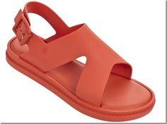 Melissa Free a nova sandália da marca Melissa. -  WestinMorg / Blog de Moda Masculina e Variedades