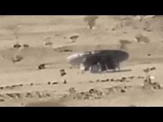 Real UFO With Aliens Caught on Camera From Saudi Arabia - UFO or Military Vehicle? (Video) | Paranormal