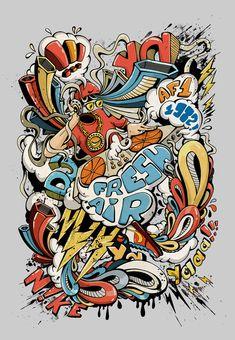 Alexander Tyapochkin / Illustration & Graphic design