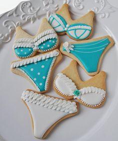 Bikini Cookies | Cookie Connection