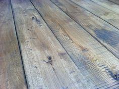Rustic Floor for basement