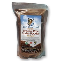 Raw Organic Cacao Powder We've searched long and hard for a Cacao Powder like this! Over the years we haven't released our own cacao product line, because we would not settle for anything but the very bes