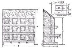 Строим домик для домашних птиц