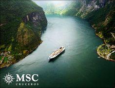 9 Días de crucero hacia los Fiordos 975€