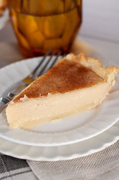 Food Photography: Sugar Cream Pie - Home Cookbook Recipes, Pie Recipes, Snack Recipes, Cooking Recipes, Cheap Recipes, Snacks, Sugar Cream Pie Recipe, Gluten Free Pie, Donut Glaze