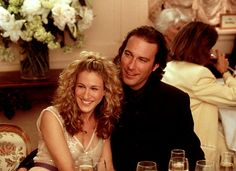 Carrie and Aiden..my favorite couple