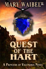 Quest Of The Hart by Mary Waibel ebook deal