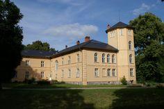 Panoramio - Photo of Schloss Kölzow