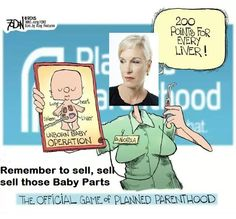 The official game of Planned Parenthood