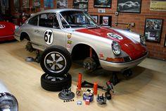 vintage in the garage