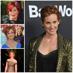 Redhead Celebrities in Hollywood