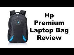 Review of Hp premium laptop bag also called as p premium backpack. The best laptop bag under 25$ or 1600 INR. I bought this bag from amazon india for … source     ...Read More
