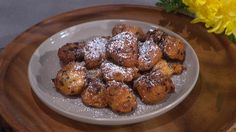ricotta Fritters from The Talk