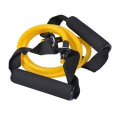 120cm Yoga Pull Rope Fitness Resistance Bands Exercise Tubes Practical Training Elastic Band Rope Yoga Workout Cordages 1PC