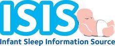Informatiesite met objectieve info over slapen van baby's.