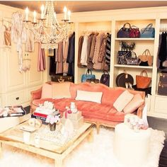 Dream Walk-in-closet