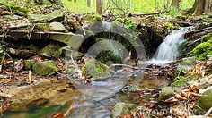 Download Stream Of Water Royalty Free Stock Photos