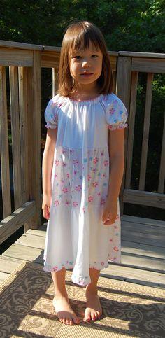 The Raglan Sleeve Dress aka The 45-minute Nightdress