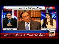 Live With Dr Shahid Masood 9 June 2016 Pakistani Talk Show