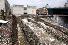 Ruinas del Templo Mayor