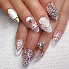 Image result for ring nail charm