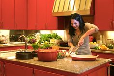 Day 28: Tess Masters whips up recipes for a healthier New Year #pinspiration
