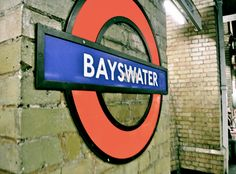 Bayswater Station London
