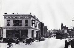 The Bleeding Horse Pub, Camden Street Dublin - Camden Street, Dublin Street, Camden London, London Pubs, Dublin City, Ireland Pictures, Old Pictures, Old Photos, Vintage Photos