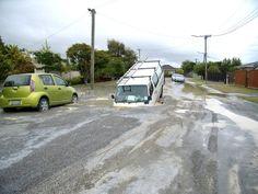 Christchurch 2011 earthquake, New Zealand