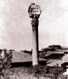 Empire, Byzantine, Cn Tower, Old Photos, Istanbul, History, Architecture, City, Building