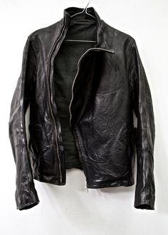 humancrack: carol christian poell fencing jacket - calf LM/2267 JUICY-PTC/10 ROBOCOPS