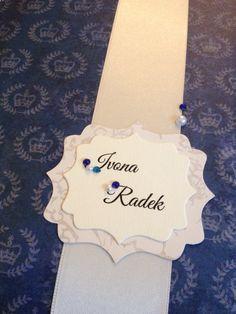 Svatební deník pro plánování svatby