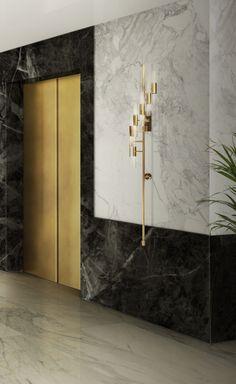 Luxury interiors: exclusive and unique interiors.