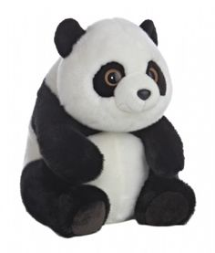 Lin Lin Panda - Large Sitting at theBIGzoo.com, an animal-themed store established in August 2000.