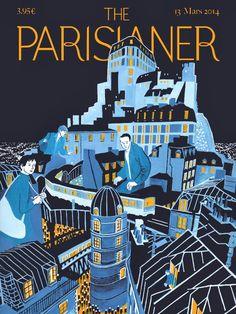 ADRIEN THIOT-RADER, The Parisianer