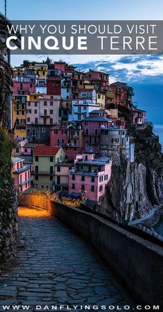Why Cinque Terre will steal your heart!