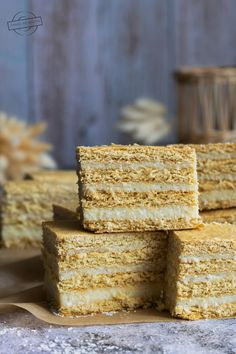 Polish Recipes, Polish Food, Cake Cookies, Ale, Sweet Treats, Food And Drink, Sweets, Bread, Chocolate