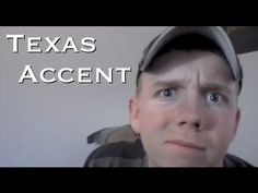 The Real Texas Accent-- Had to memorize a poem for drama today.. in a happy southern accent... but I had to post this because this made me laugh! :)