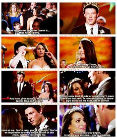 Rachel n Finns prom