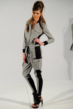 L.A.M.B. Fall 2012 Ready-to-Wear Fashion Show Collection