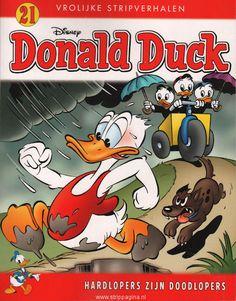 Donald Duck (Vrolijke stripverhalen) - Hardlopers zijn doodlopers