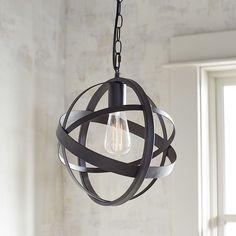 Atlas Pendant Light with Bulb | Pier 1 Imports