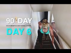 BIKINI BODY MOMMY CHALLENGE: WORKOUT DAY 6