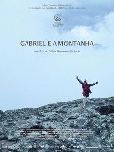 Gabriel e a Montanha (Gabriel and the Mountain) by Fellipe Gamarano Barbosa. #Cannes2017 Semaine de la Critique. Poster.