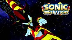 Sonic Generations Music - Rival - Shadow the Hedgehog