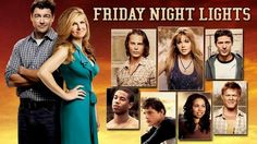 Friday Night Lights - one of the best series I've seen. Football, drama and a whole bunch of life lessons. Best Series, Best Tv Shows, Best Shows Ever, Favorite Tv Shows, Movies And Tv Shows, My Favorite Things, Tv Series, Tami Taylor, Tim Riggins