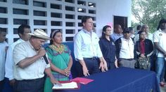 Gobierno firma acuerdo con autoridades comarcales y Genisa se retira del…