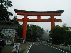 箱根から三島~♪ 三島スカイウォークは悪天候で 富士がみえないので わたりませんでした(涙)